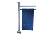 Truma air heated towel rail